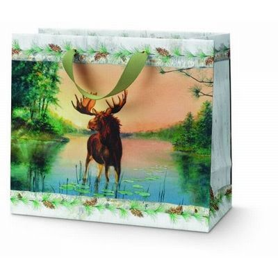 Gift Bag - Lakeside Moose