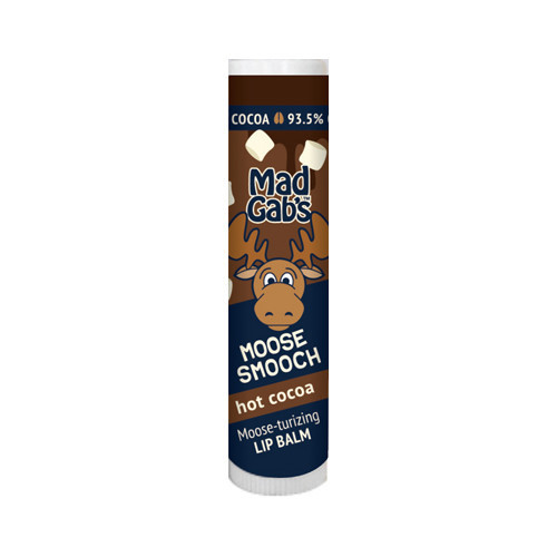 Mad Gab's Hot Cocoa Moose Smooch Stick